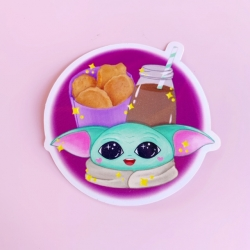 Baby Snacks - Sticker
