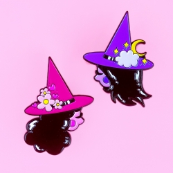 Best Witches Pin Set - Enamel Pin