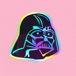 Darth Vader - Holographic  - Sticker