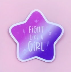 Fight Like a Girl - Magnet