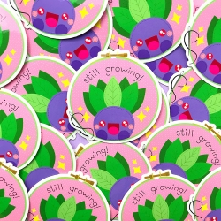 Pokemon - Oddish - Sticker