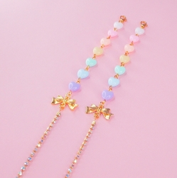 Pastel Heart - Mask Chain