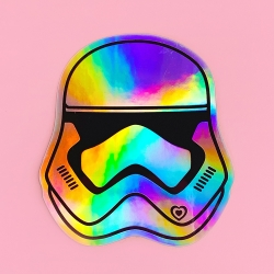 Stormtrooper - Holographic - Sticker