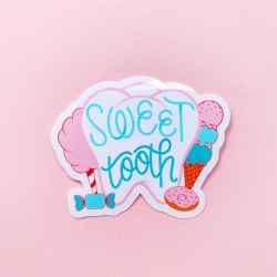 Sweet Tooth - Sticker