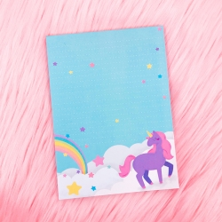Unicorn Cloud - Notepad