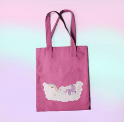 Unicorn Cloud - Tote Bag