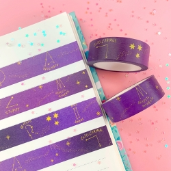 Washi Tape - Wand Spells