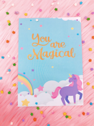 You Are Magical 5x7 - Print
